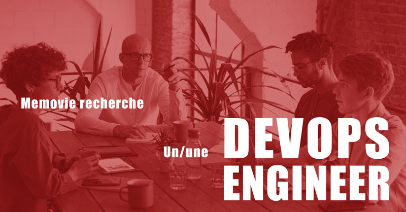 job offer devops engineer bruxelles